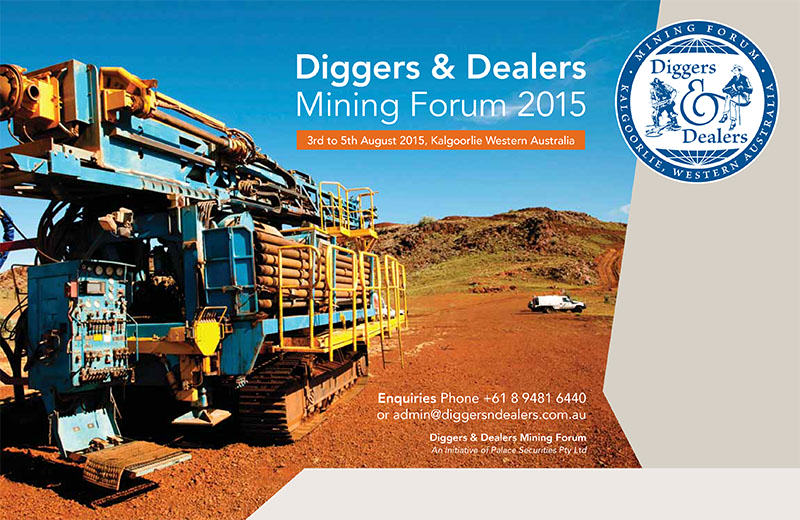 Diggers & Dealers 2015 Presenter Programme